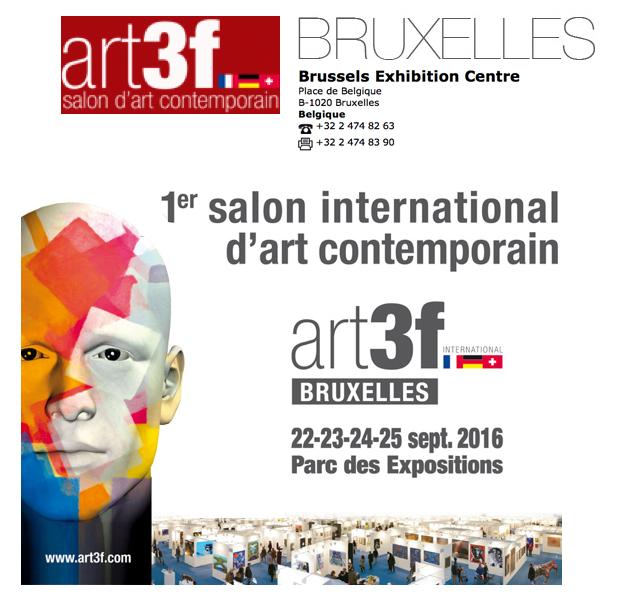 salon international d 39 art contemporain bruxelles